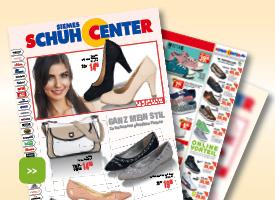 Siemes Schuhcenter Empfehlungen aus dem aktuellen Prospekt