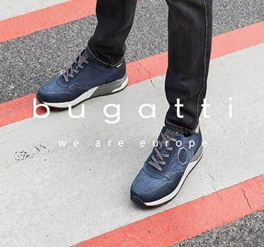 Bugatti Herrenschuhe
