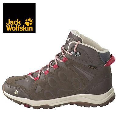 Jack Wolfskin Damen Trail Stiefel