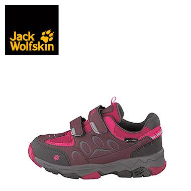 Jack Wolfskin Kinder Hiking Stiefel