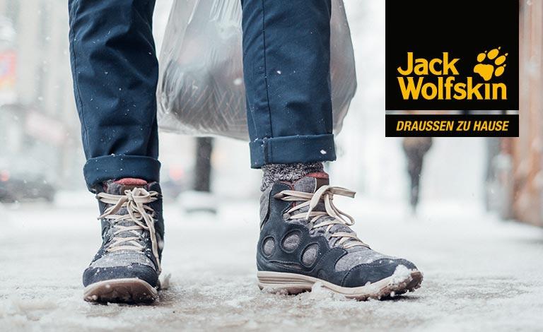 Jack Wolfskin Outdoorschuhe