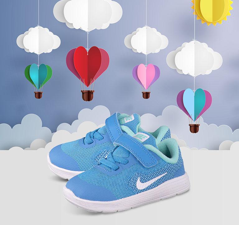 Nike Kleinkinderschuhe