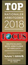 Focus Top Arbeitgeber Bewertung